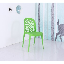 Plastic Side Chair DC606
