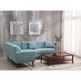 Barnet Sectional Sofa Left Facing