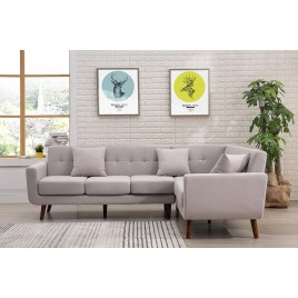 Barnet Sectional Sofa Right Facing