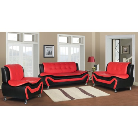 Wanda 4 Piece Living Room Set