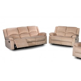 2 Reclining Piece Living Room Set S6026-2PC	 S6027-2PC