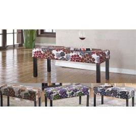 Upholstered Decorative Bench  BC-1001 BC-1002 BC-1003 BC-1004 BC-1005 BC-1006