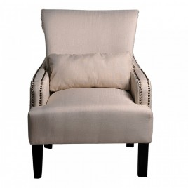 Upholstered Armchair  C-103C-104