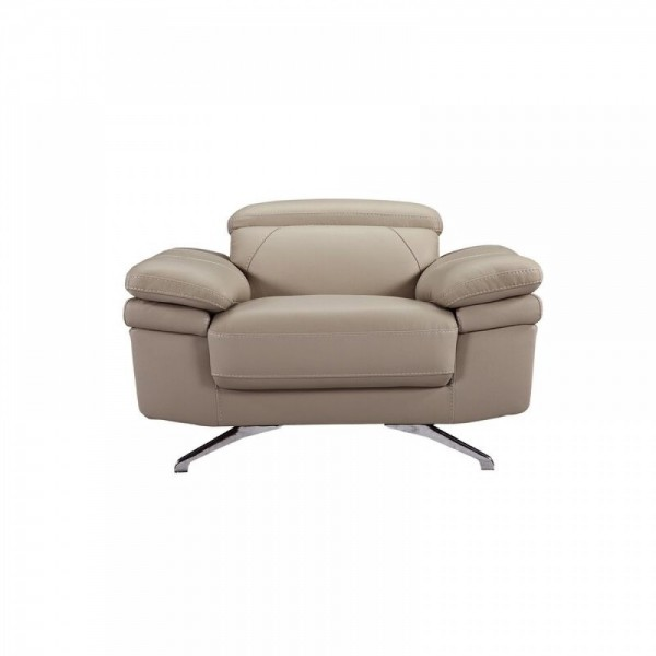 Air Leather Fabric Chair - S5128-C   S5129-C