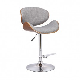 Adjustable Height Swivel Bar Stool   BS8324