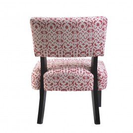 Abstract Slipper Chair C-094