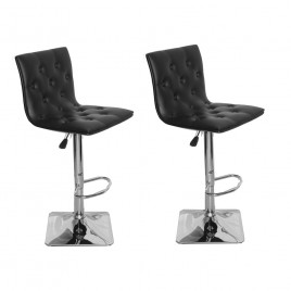 Adjustable Height Swivel Bar Stool  BS8572-BK  BS8572-CH  BS8572-RD	 BS8572-WH