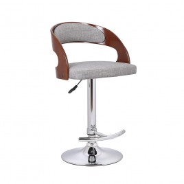 Adjustable Height Swivel Bar Stool  BS8325