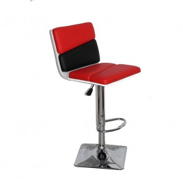 Adjustable Height Swivel Bar Stool  BS8350