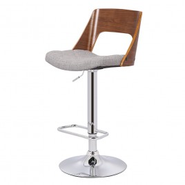 Adjustable Height Swivel Bar Stool  BS8326