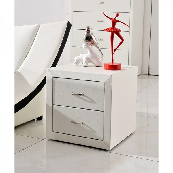 Dona 2 Drawer Nightstand  B8063-NS