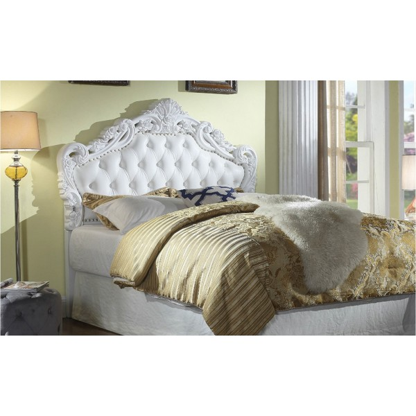 Paladin Classic Style Queen/Full Upholstered Panel Headboard   B8106