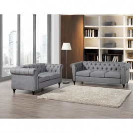Chesterfield 2 Piece Living Room Set   S5186-2PC  S5187-2PC  S5188-2PC  S5189-2PC